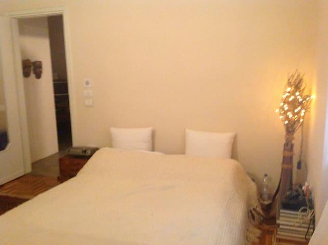 sunny flat in Brescia, near metro - Brescia - Daire