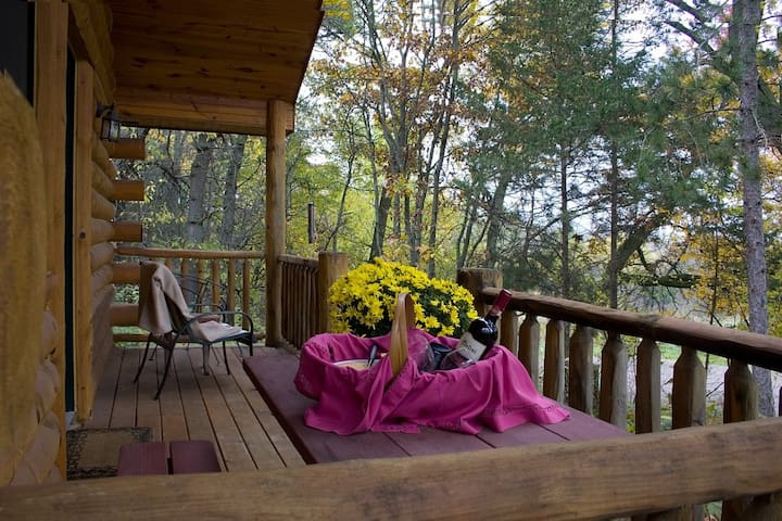 Tamarack Guest House - Hay Creek Cabins