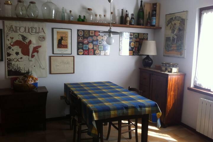 Lussuosa casa vacanze a Tacconi con giardino privato