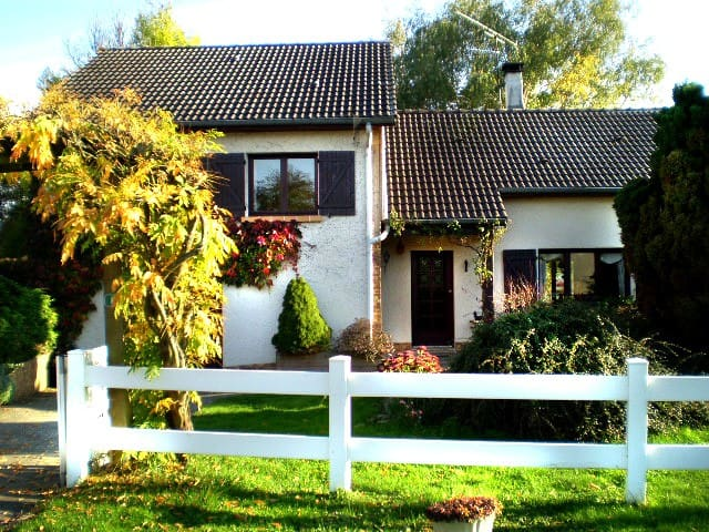 les glycines - Belleau - Гостевой дом