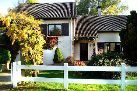 les glycines - Belleau - Guesthouse