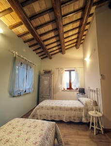 camera con vista panoramica - Montefano - Bed & Breakfast