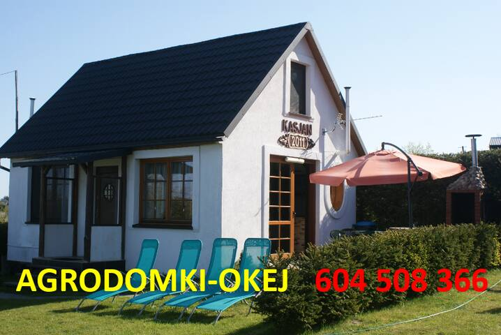 Agrodomki OKEJ-dom Kasjan
