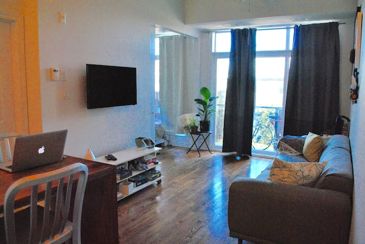 Spacious, High Ceiling 1 Bedroom - Ottawa - Daire