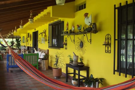 La Hamaca, B&B  Coffee Triangle - Pereira