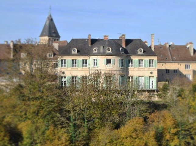 Chambre de la Rotonde, Castel Saint-Léonard