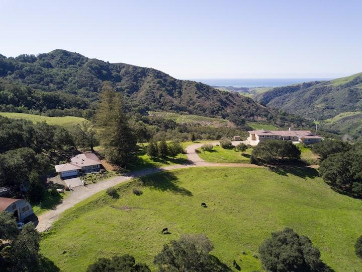 Vista House Cambria Ranch Retreat