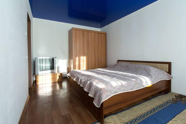 Уссурийская 7 уютная квартира - Khabarovsk - Appartement