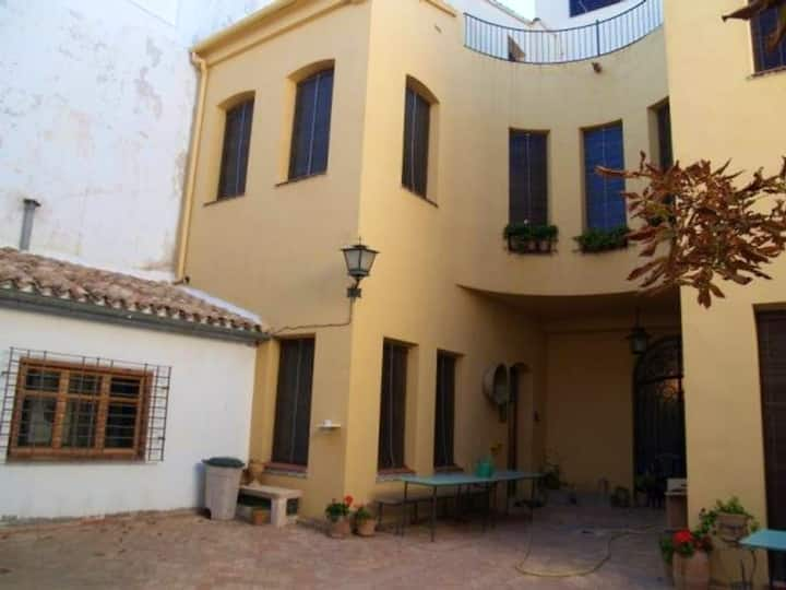 House with 9 bedrooms in Ayora, with furnished terrace