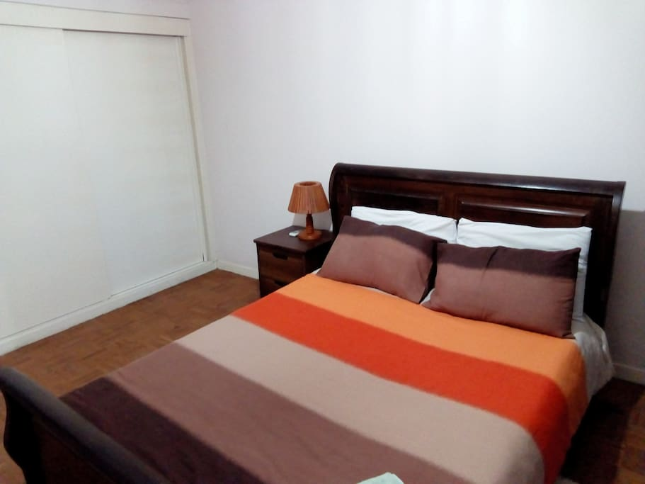 Private en suite room - double bed