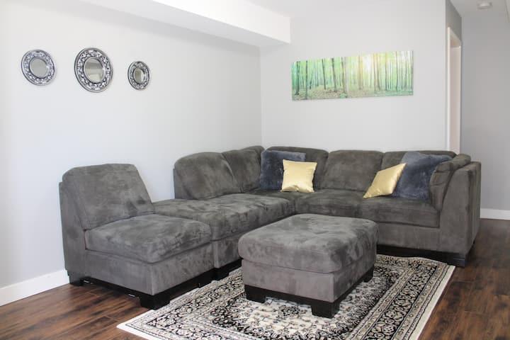 Comfortable 2 Bedroom Suite in Nanaimo