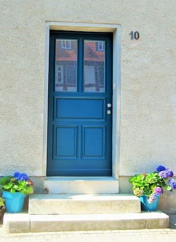 """""""Kleines Stadthaus Grünberg"""" - Grünberg - Appartement"""