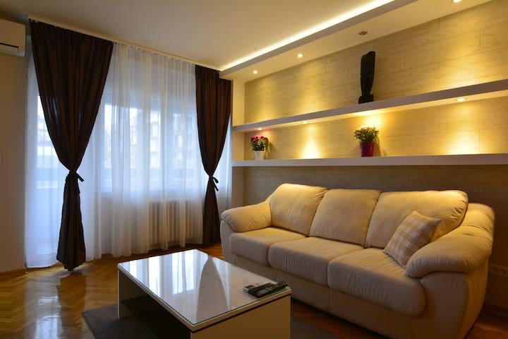 Belgrade Renting Luxury Apartment - Beograd - Apartment