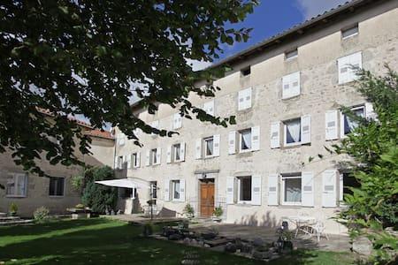 Ancien couvent fin 17ème siècle - Beaune-sur-Arzon - Bed & Breakfast