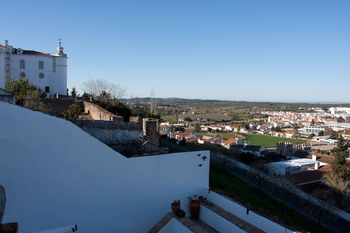 Castle House - Renovated apartment inside Castle - Estremoz - Lägenhet