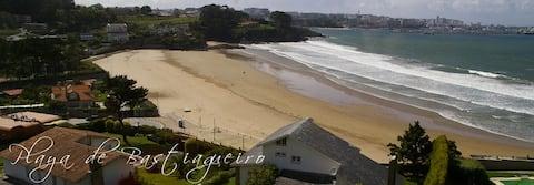 Podłoga Bastiagueiro niedaleko la playa