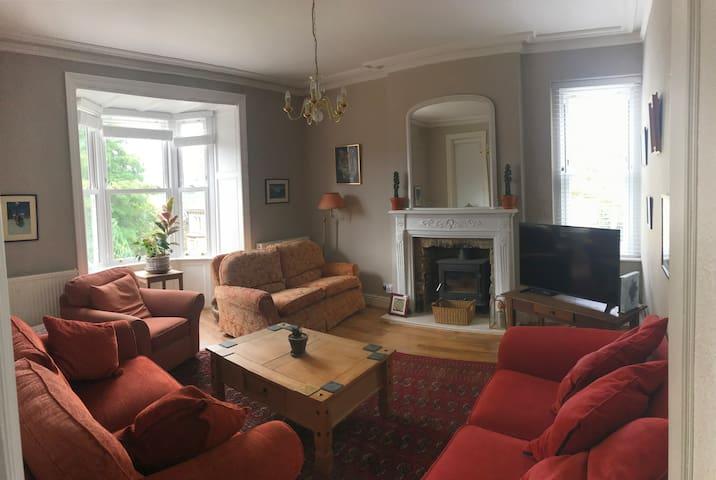 Hamilton House - private bedroom