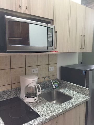 Apartamento acogedor, confortable y céntrico