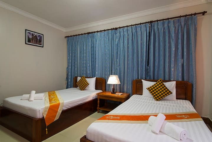 Stay in our room you will feel relax
