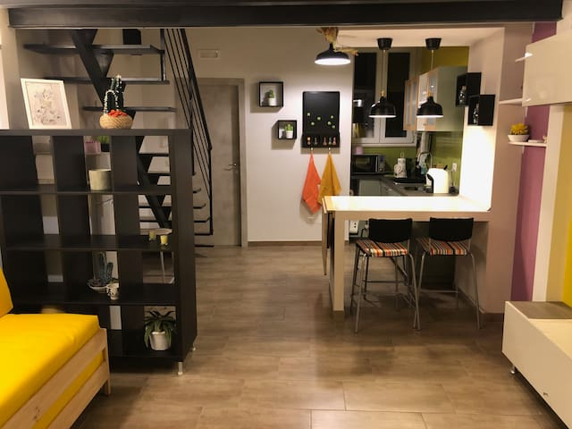 Spazio16 Appartamento in Centro Storico a Catania