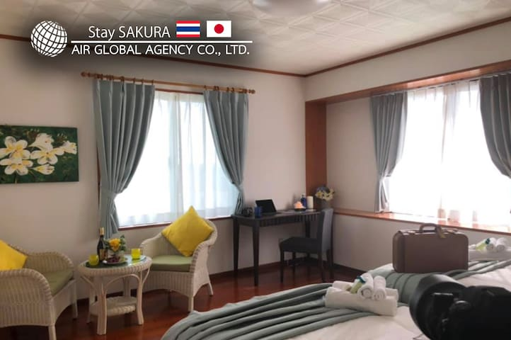 ☆Miyakojima Island☆ White House Luxury Villa ☆