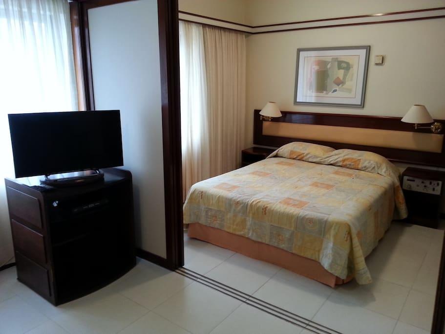 Apto 143 - dormitório