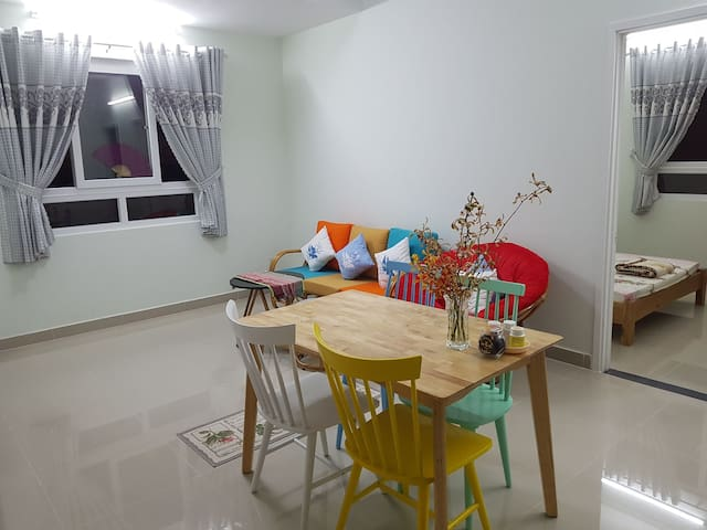My sweet home with Saigon life homestay