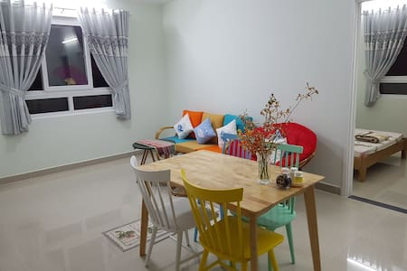 Shared apartment with Thien & Kim's homestay