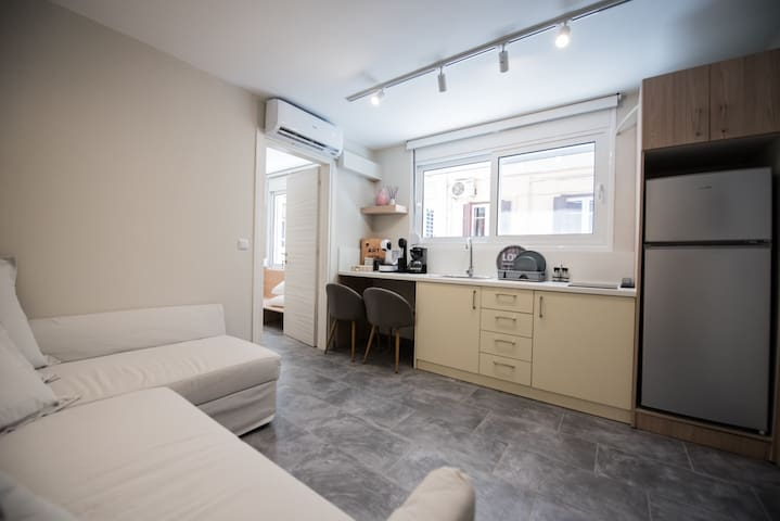 ONAR #I colony_city downtown apartment.