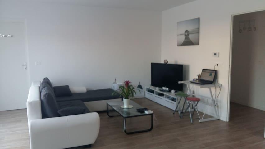 app neuf lumineux proche belgique - saint saulve - Apartment