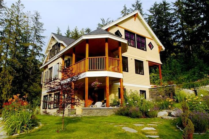 Gorgeous Home with mountain views - Nelson - Casa