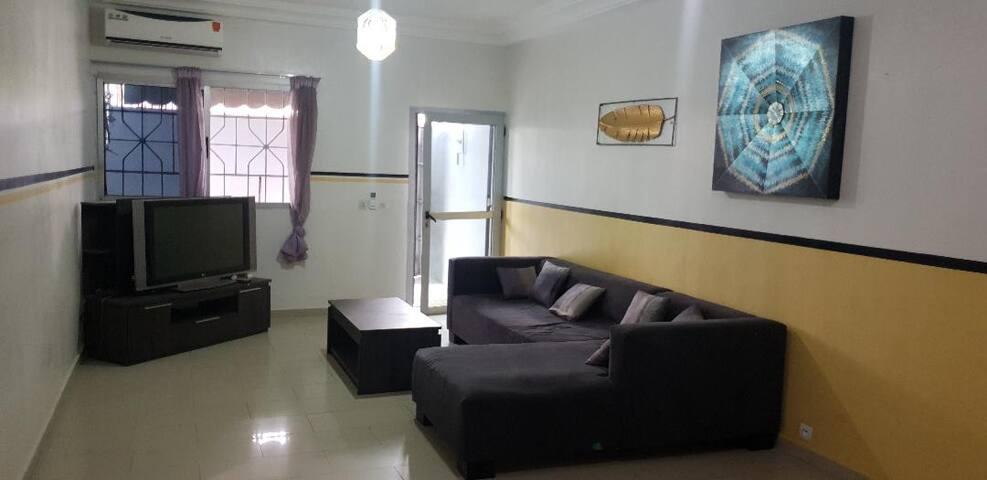 appartement spacieux en rez de chaussé A5