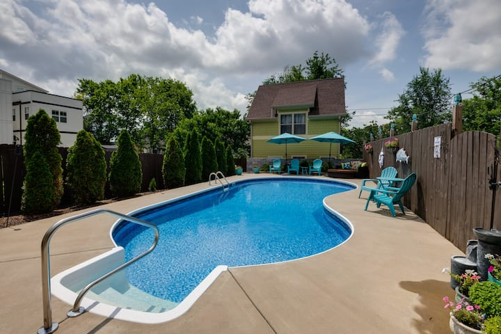 Quiet Oasis - 10 minutes from Downtown