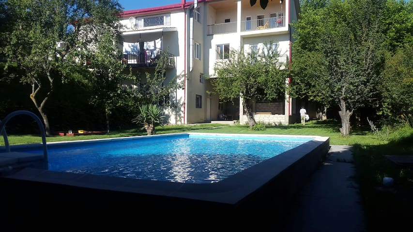 Beautiful House with Swimming Pool - tbilisi - House