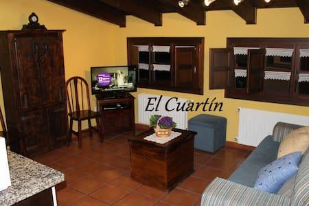 """""""El cuartín"""" Rodiles Rural - Selorio - Wohnung"""