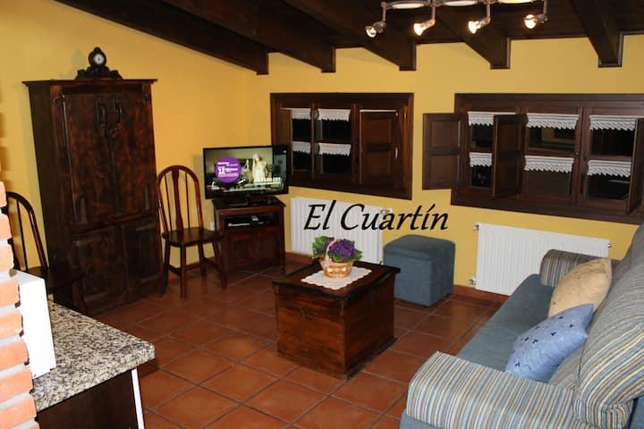"""""""El cuartín"""" Rodiles Rural"""