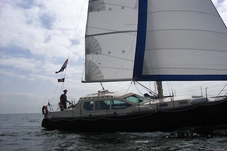 12 m. zeilschip / 40 ft. sailboat - Medemblik