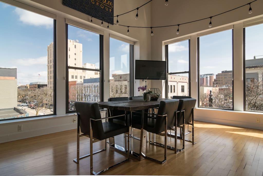 Most Luxurious Loft Penthouse Downtown Ann Arbor