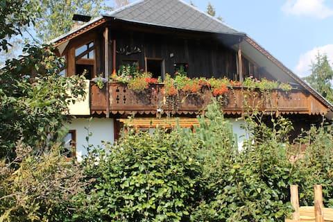 Appartement in Šumava cottage Dobrá u Stožce