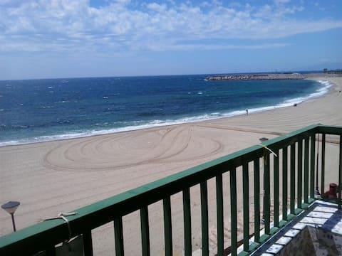 Primera Linea de Playa en Aguilas