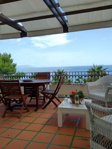 Casina Vista Eolie - Contrada Ridente , Gioiosa Marea
