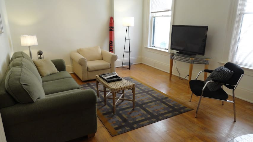 Woolworth Suites 1 bedroom - Bisbee - Departamento