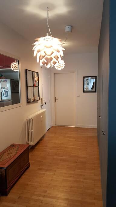 Une grande entrée