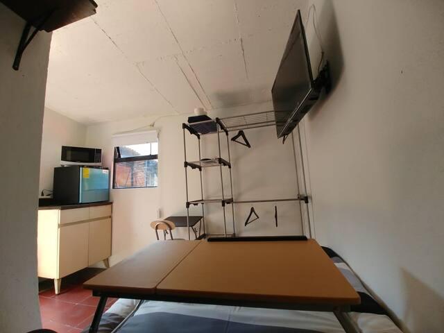Habitación con baño entrada independiente Coyoacán