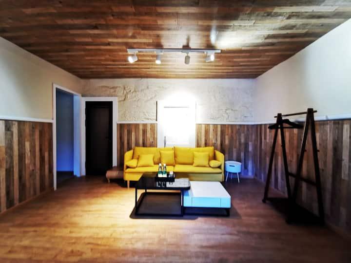 梧桐•树下(带地暖)两室一厅