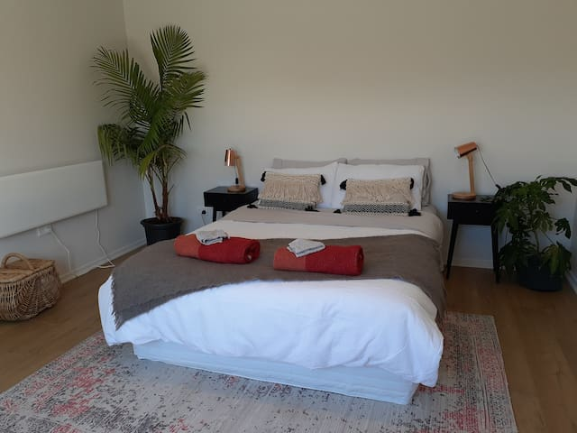Spotless Wanaka Dble bd and ensuite (private unit)