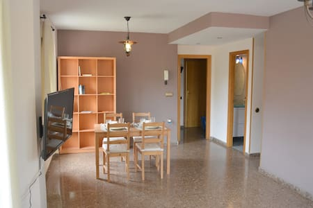 Dúplex en Valencia - Apartamento