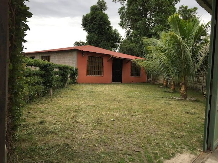 Disfrute de una bella casa de campo en El Salvador