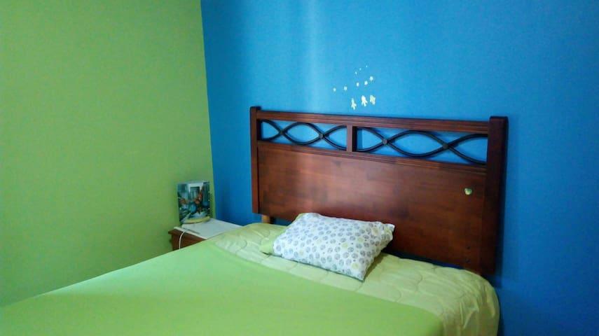 Habitación matrimonial baño privado - San Fernando - Huis
