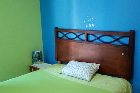 Habitación matrimonial baño privado - San Fernando - Casa
